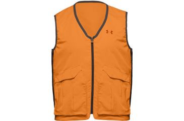 UnderArmour Men's AllSeasonGear Blaze Vest - Blaze Orange Color 1006108-825