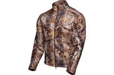 ef322b0f5533 Under Armour Men s ColdGear Camo Ayton Jacket - Realtree AP Camo Color  1004036-340