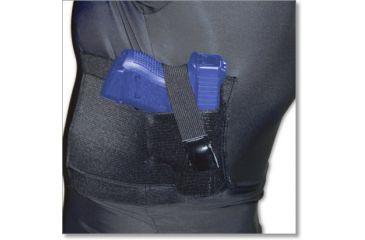 Undertech Undercover Crew-Neck Concealment Shirt - Black