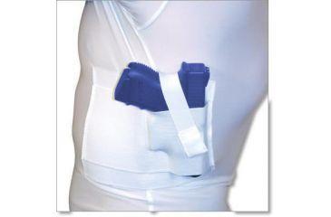 Undertech Undercover Crew-Neck Concealment Shirt - White