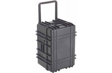 Underwater Kinetics 1627 Load Out Case, Options 1627 Load Out Case, wheels, empty, Black