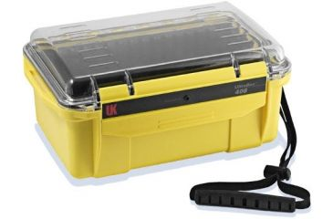 UnderWater Kinetics 408 Ultra Box, Yellow