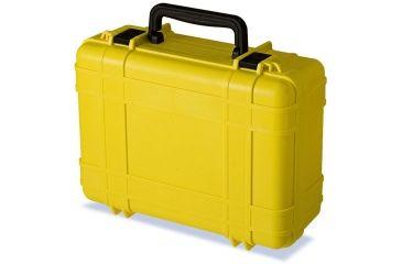 Underwater Kinetics 718 Dry Case, Shipping, Foam, Yellow 02503