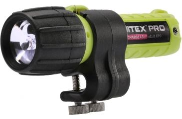 Underwater Kinetics Nitex eLED-AT2 Light No Battery/No Charger, Safety Yellow 12346