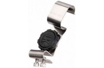UK Stainless Steel Adjustable Helmet Clip, 14818