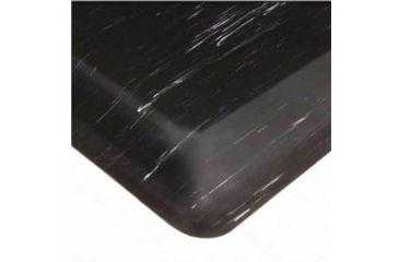 UNICO Anti-fatique Mats In Black, 3' X 5' 84515