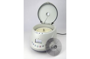UNICO PowerSpin BX Centrifuge, 24 Place Microhematocrit, variable speed, 1,000-13,000 rpm C882