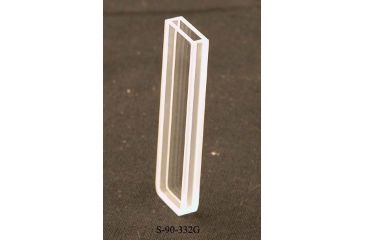 UNICO Glass, Rectangular, 2 mm pathlength, 0.7 ml capacity Vis Only, each