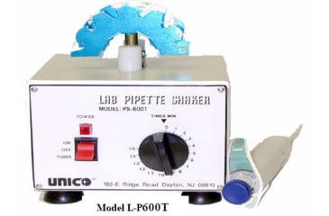 UNICO Shake-It Pipette Shaker, for 6 pipettes, 15 min. timer, 110 V L-P600T