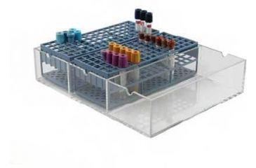 Unico Storage Tray Beakers Test Tubes Flasks