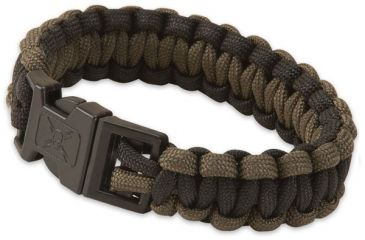 United Cutlery Elite Forces Paracord Bracelet, OD Green UC2814