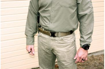 13-United States Tactical Covert Belt