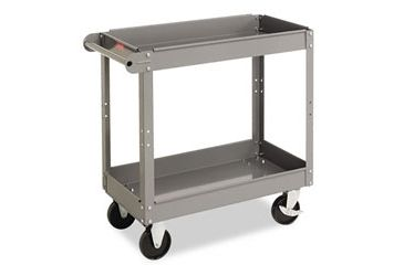 United Stationers Cart 2try 24x36x32 Gy TNNSC2436, Unit EA