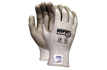 United Stationers Gloves Dyneema Dip Xlg Gy CRW9672XL, Unit PR