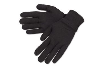 United Stationers Gloves Jersey Brn CRW7100D, Unit DZN