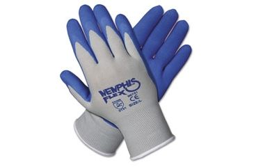 United Stationers Gloves Seamlss Dip Lge Be CRW96731L, Unit PR