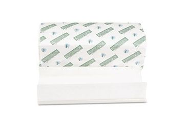 United Stationers Towel C-fold Gn Plus Wht BWK22GREEN, Unit CT