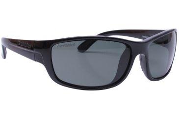 28695376c2ba Unsinkable Circuit Sunglasses-Ebony-Polarized Core Grey