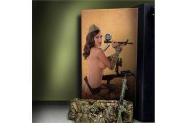 US Night Vision Gun Safe Wraps Hot Shots 2013, 38x65in, Rosie October 702010