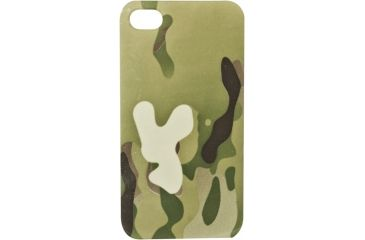 US Night Vision iPhone 4 / 4S Hard Shell Tactical Case, MultiCam 006956