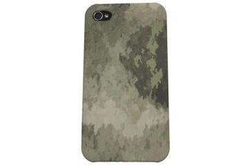US Night Vision iPhone 4 / 4S Snap-On Hard Shell Tactical Case, A-TACS Camo AU 006950