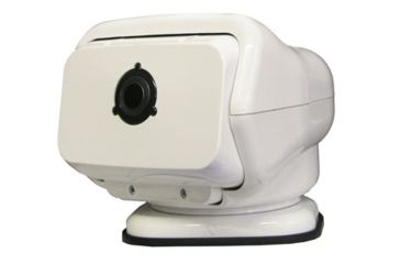 US Night Vision ATAC 360 Magnetic Pan/Tilt Thermal Camera, White, 640x480 w/ Magellan GPS,Cable and Case MVP-001196