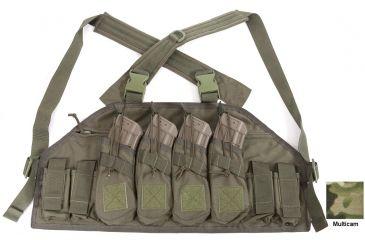 US Palm AK Attack Rack v1 Vest, Multicam 094922018076