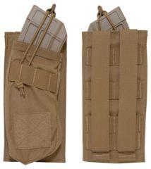 US Palm AK MOLLE Shingle 1 Cell Coyote Tan
