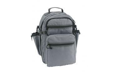 d32c07956861 US Peacekeeper EDC Backpack - Grey 12.5in x 18in x 6in