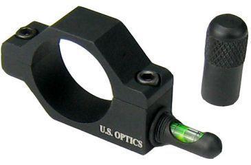 US Optics Rail Mounted Fixed Bubble Level - ring mounted