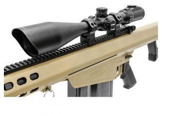 Leapers 30mm P O I Picatinny Riflescope Rings