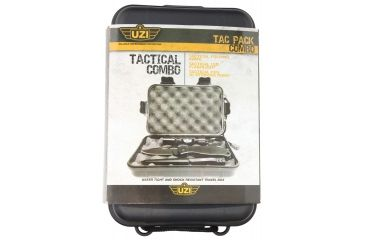UZI UZI Tactical Combo, Black UZI-TACPAK-1
