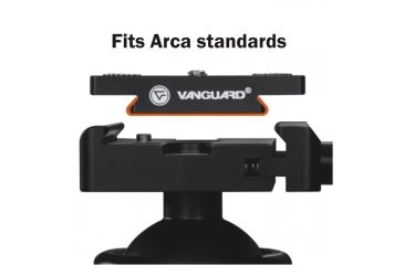Vanguard ABH-230L Semi-Elliptical Ball Head