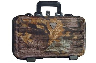 Vanguard Double Pistol Ribbed Case Camo w/ Numeric Key Lock GDS6230Z