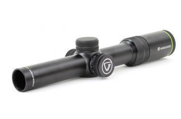 2-Vanguard Endeavor RS IV Riflescope, German 4 Reticle, 1-4x24