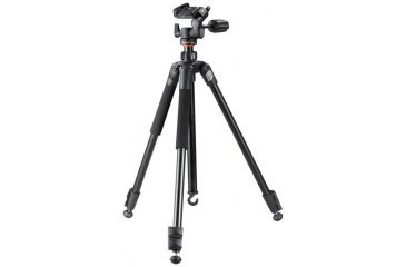 1-Vanguard Espod Plus 203AP Aluminum Alloy Tripod with Panhead