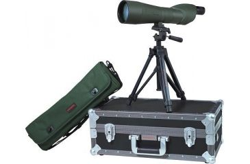 Vanguard 20-60X80mm Power Zoom Spotting Scope Kit w/Winchester Logo WT8