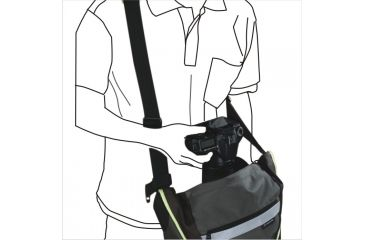 Vanguard Sydney 22 Olive Messenger Camera Bag