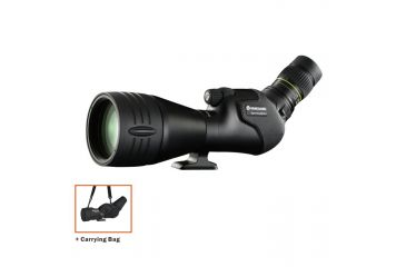 Vanguard Vanguard Endeavor HD 82A Spotting Scope, Black HD 82A