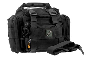 J-Tech Gear Multi-Purpose Urban Carry Case II, Black BG02-0201-0A BK