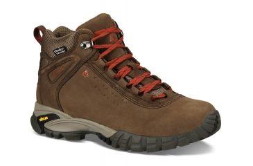 0d41bcc47b17 Vasque Talus UltraDry Hiking Boot - Mens-Turkish Coffee Chili Pepper-Wide-
