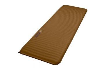 Vaude Deluxe - Stretch - 78X26X2.36 Matress, Wood 723930