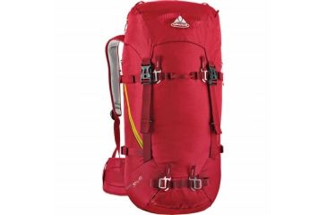 Vaude Escapator 30+10 Backpack, Red 720911