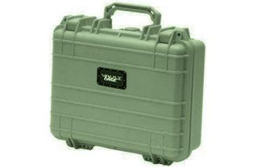 Vault Case Multipurpose Case - Model 12 Green VC-12G