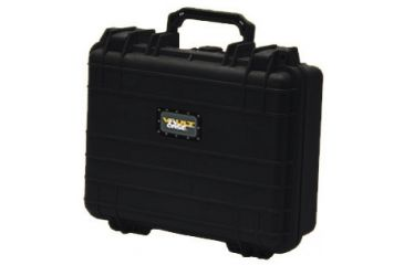 Vault Case Model 12 Multipurpose Case Black