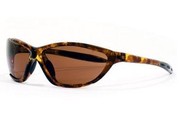 Vedalo HD Abruzzo Sm Plastic Semi Rimless High Temple Sunglasses