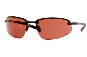 VedaloHD 8006 Como Frame color: Black Aluminum / Lenses color: Copper-Rose