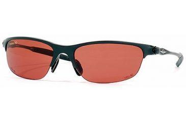 VedaloHD 8010 Fermo Frame color: Black Aluminum / Lenses color: Copper-Rose