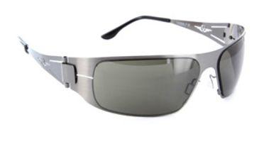VedaloHD Lombardy Sunglasses - Gunmetal Frame, Smoke Lenses 8081