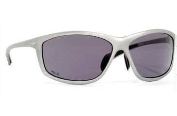 VedaloHD Milano Sunglasses - Black Frame, Smoke Lenses 8068